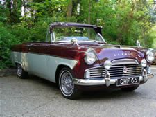 Ford Zodiac Convertible
